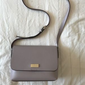 Kate Spade leather cross body purse